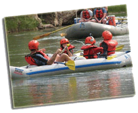 American Spirit Shuttle lets you take your river trip without worrying about transportation